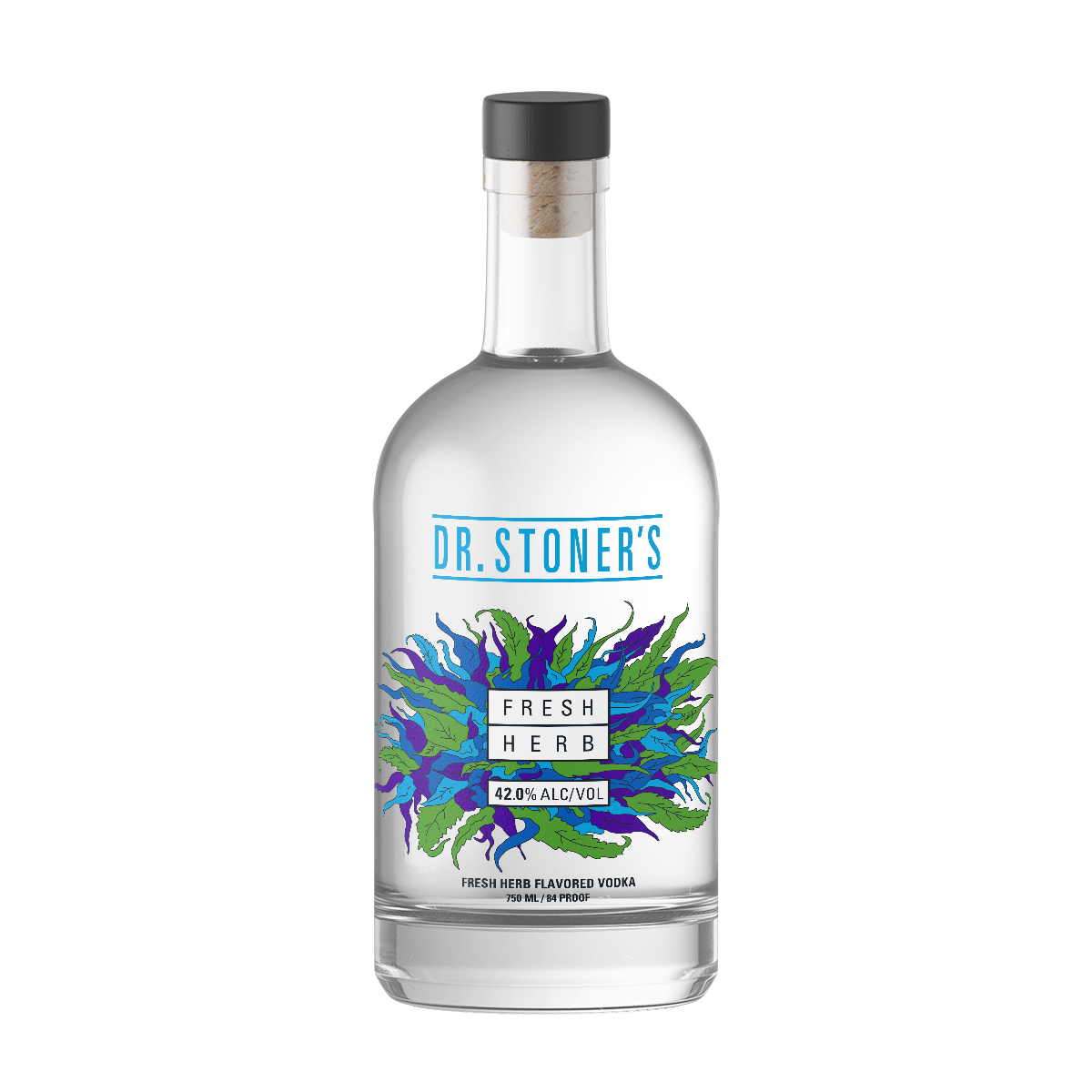 Dr. Stoner's Fresh Herb Spirit Vodka
