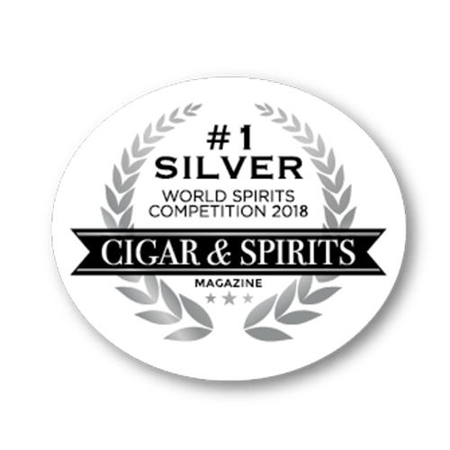 World Spirits Cigar and Spirits Magazine #1 Silver